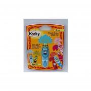 Emtec 2 GB Kooky Gunthur Wave 1 Flash Drive USB 2.0 (EKMMD2GKOW1)