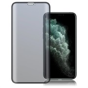 4smarts Curved Glass iPhone XS Max/11 Pro Max Screenprotector - Zwart