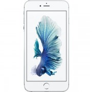 "Telefon Mobil Apple iPhone 6S Plus, Procesor Apple A9 2GHz Dual Core, IPS LED-backlit Multi‑Touch 5.5"", 2GB RAM, 128GB flash, 12MP, Wi-Fi, 4G, iOS 9 (Argintiu) + Cartela SIM Orange PrePay, 6 euro credit, 4 GB internet 4G, 2,000 minute nationale si interna"