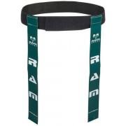 Tag Rugby Riem Set - de beste op de markt - Groen Small