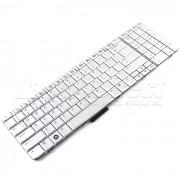 Tastatura Laptop Hp Compaq Presario CQ60-300 argintie + CADOU