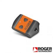 TELECOMANDA CU 2 BUTOANE ROGER TECHNOLOGY H80/TX22