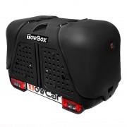 Cutie portbagaj pe carligul de remorcare Towbox V2 DOG Negru
