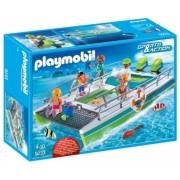 Petrecere Pe Yacht Cu Motor Subacvatic Playmobil
