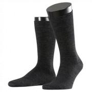 Esprit Basic Wool 2-pack Men Socks Anthracite Melange