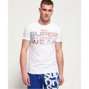 Superdry Embossed Overprint Sport t-tröja