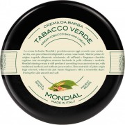 Mondial Luxury Shaving Cream Plexi Bowl 150 ml Tabacco Verde