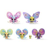 Littlest Pet Shop Pillangó család