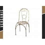 Kapelańczyk Stuhl aus Metall - Küchenstuhl - Sitzgelegenheit