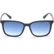 IRUS by IDEE Rectangular Sunglasses(Blue)