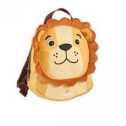 LittleLife gyerek hátizsák pórázzal - oroszlán
