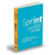 Sprint Cum să rezolvi probleme importante și să testezi idei noi în doar cinci zile