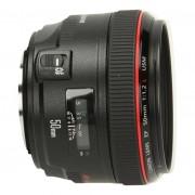 Canon EF 50mm 1:1.2 L USM negro - Reacondicionado: muy bueno 30 meses de garantía Envío gratuito