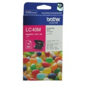 Original Brother LC40M Magenta Ink Cartridge (LC-40M)