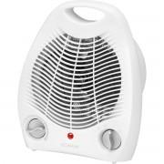 Bomann HL 1096 - Calefactor, 2 niveles de temperatura, función ventilador, 2000 W, color blanco