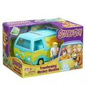 Cartoon Network Scooby-Doo Transforming Mystery Machine and Collectible Figure Playset