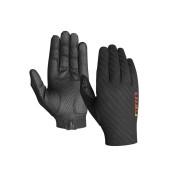Giro Rivet CS handschoenen - Zwart/Oranje
