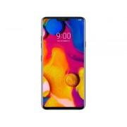 LG V40 ThinQ - 128 GB - Dual SIM - Silver