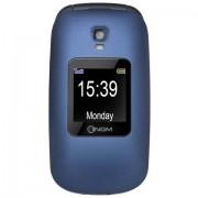 NGM Cellulare NGM Facile Top Easy Phone Clamshell Doppio Display Tasto Sos Tasti Grandi Ba