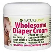 Nature Only 100% Natural Diaper Rash Cream 4 oz