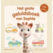 Sophie de Giraf - het grote geluidsboek
