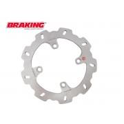 Braking Pi01fid Disco Anteriore Sx Braking W-Fix Piaggio Vespa Lx 150 2005-2012