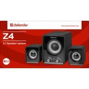2.1 Speaker system Defender Z4 11 W, USB powered