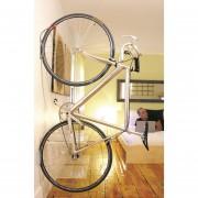 Rack Para Bicicleta Delta Modelo Leonardo Da Vinci-Plateado