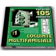 Cd proiecte locuinte multifamiliale volumul 1