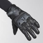 IXS Handschuhe IXS Tour LT Fresh 2.0 Schwarz-Grau