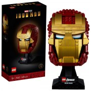 CASCA IRON MAN - LEGO SUPER HEROES (76165)