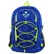 Velký batoh NEWBERRY do města / do školy HL0911 modrá