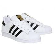 Adidas Superstar Men's White Sneaker -6