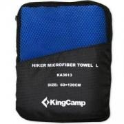 Кърпа за къмпинг и туризъм 60 x 120 см. - KING CAMP, MAS-KA3613