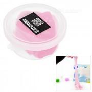 MAIKOU no toxicos de proteccion del medio ambiente bricolaje educativo suave arcilla juguete de plastilina - rosa