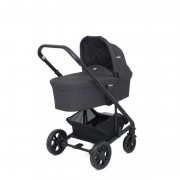 Carucior 2 in 1 multifunctional Chrome Ember Joie