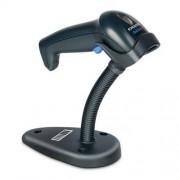 Datalogic QuickScan QD2430 vonalkódolvasó, USB kábel, állvány, fekete