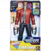 Hasbro guardians of the galaxy - titan hero star lord elettronico