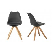 2 or 4 Bojan Dining Chairs - 3 Colours!
