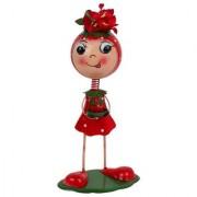 Wonderland Straberry Girl Planter