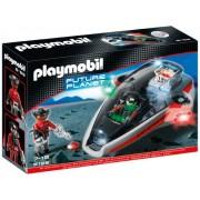 PLAYMOBIL Dark Rangers' Speed Glider Construction Set
