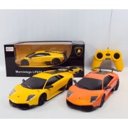 Машина с радиоуправлением 1:24 Lamborghini Murcielago LP670-4
