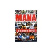 Maná Acesso Total - DVD Rock