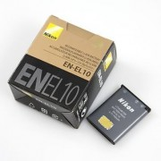 Nikon EN-EL10 Li-ion Battery For Coolpix S210 S520 S60 S4000 S3000 S740 S570