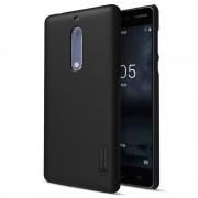 Capa para Nokia 5 Nillkin Super Frosted Shield - Preto