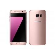 "Samsung Smartphone Samsung Galaxy S7 Edge Sm G935f 32gb Octa Core 5.5"" Dual Edge Super Amoled Dual Pixel 12 Mp 4g Lte Refurbished Pink Gold"