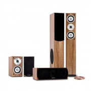 Auna Linie-501-WN 5.0 Sistema de sonido home cinema 350W RMS