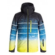 Quiksilver Mission Engineered - Veste de snow pour Garçon - Vert - Quiksilver