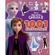 Disney. Regatul de gheata II. 1001 de autocolante/***