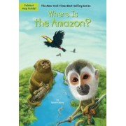Where Is the Amazon?, Paperback